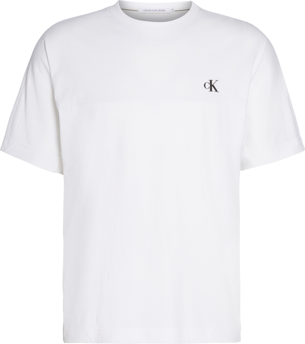 PUFF PRINT BACK LOGO T-SHIRT (YAF Bright White)