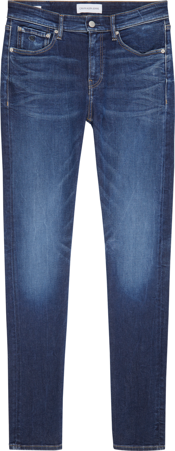 SLIM TAPER, (1BJ Denim Dark)