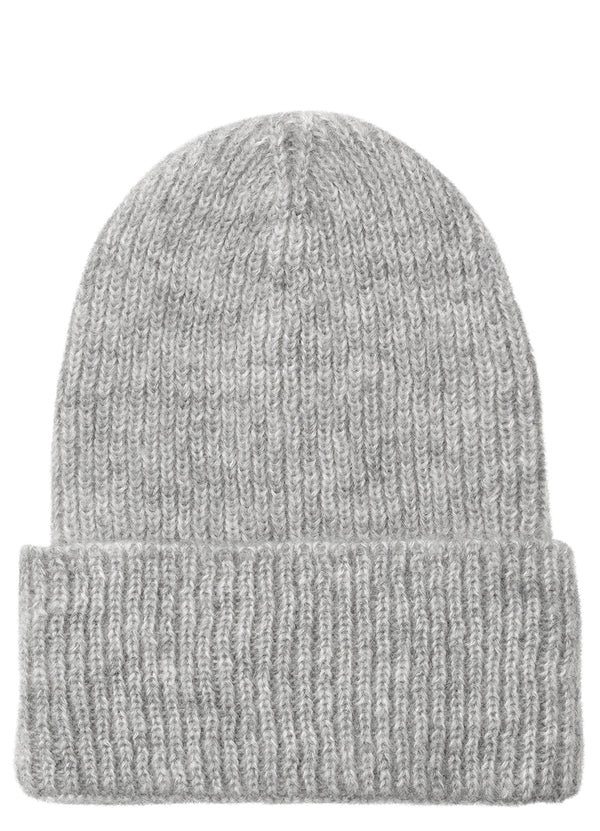 Jadia Beanie (37 Grey Melange) - D.O Design Only