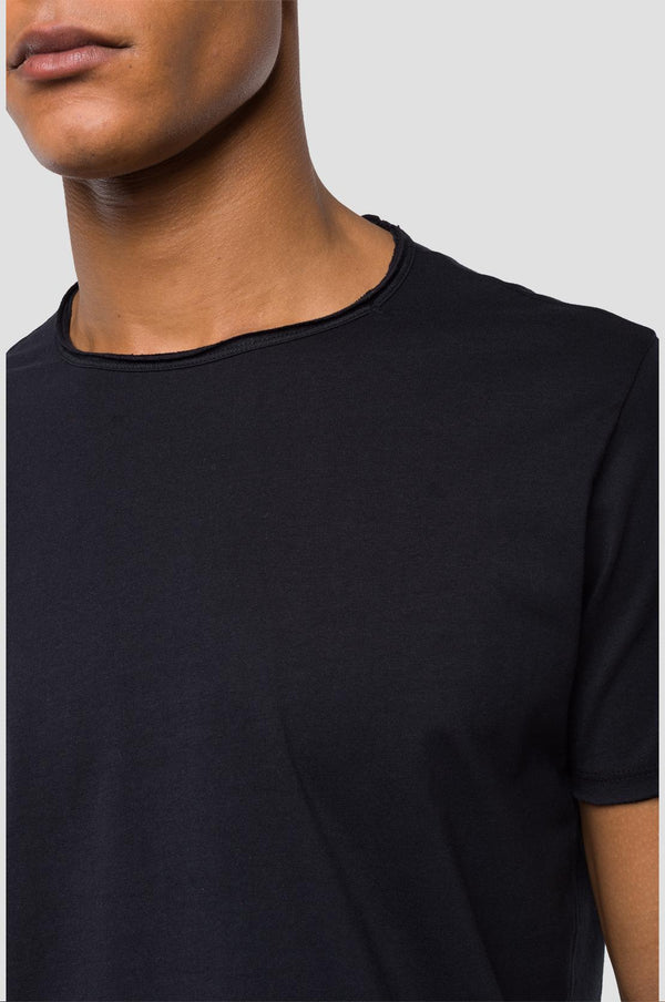 T-Shirt Round Neck (098 Black) - D.O Design Only