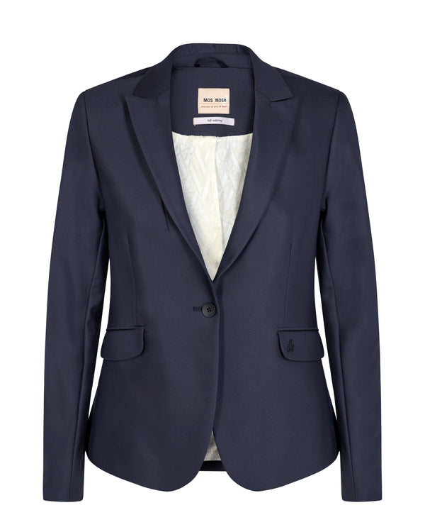 Blake Night Blazer Sustainable (NAVY) - D.O Design Only