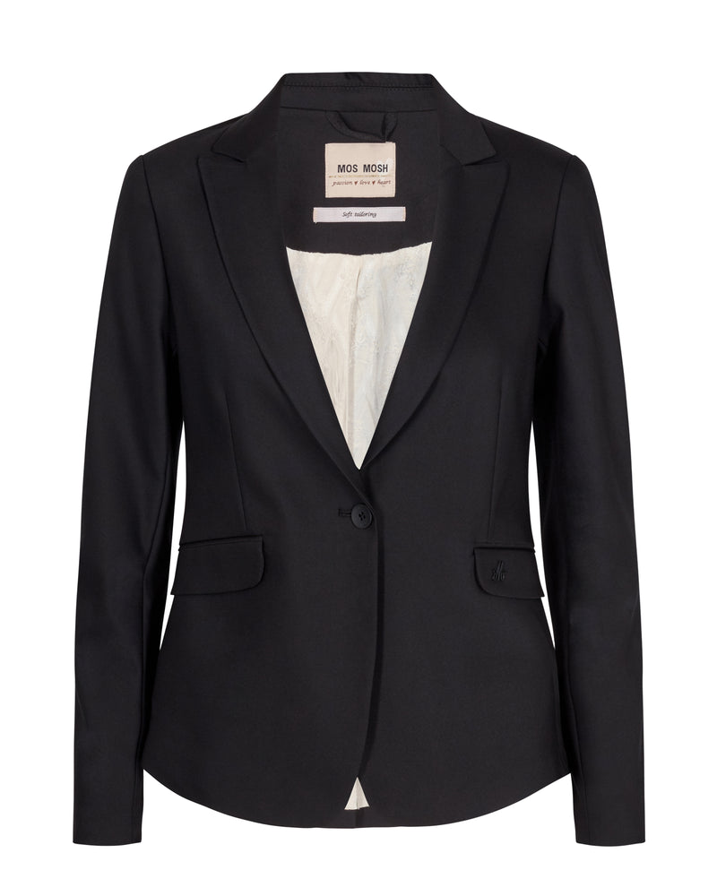 Blake Night Blazer Sustainable (801 Black) - D.O Design Only
