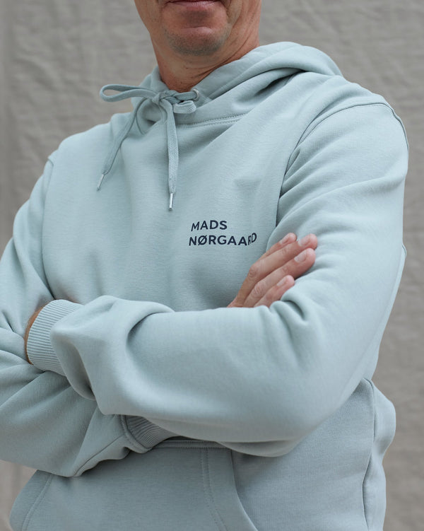 New Standard Hoodie Logo (7203 Wrought Iron)