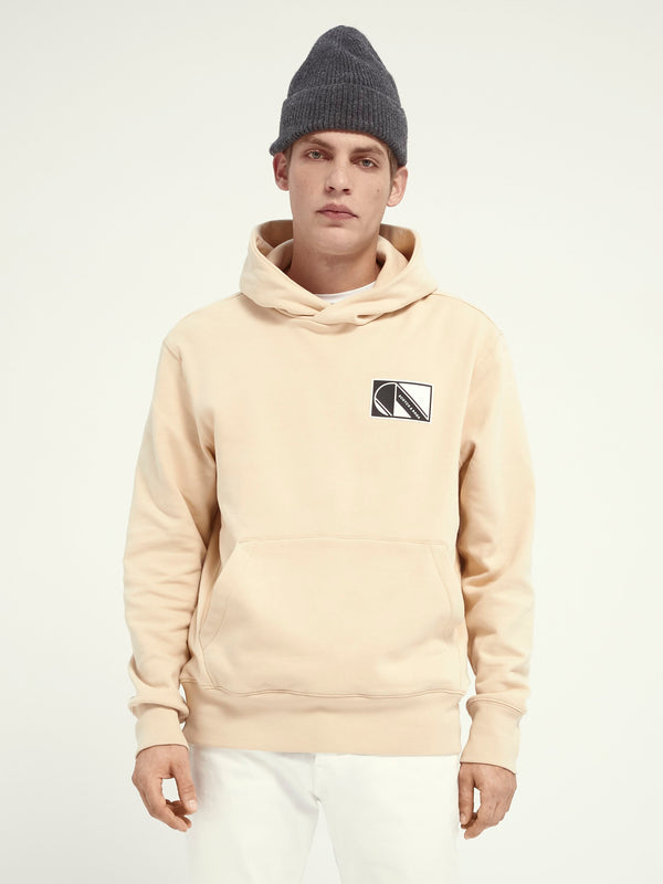 Club Nomade basic sweat hoody (0003)