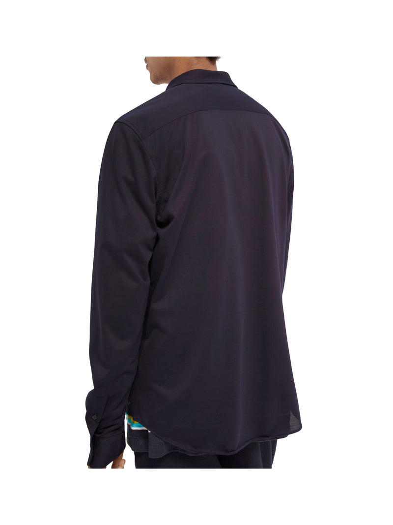 REGULAR FIT - Long sleeve jersey shirt (0217)