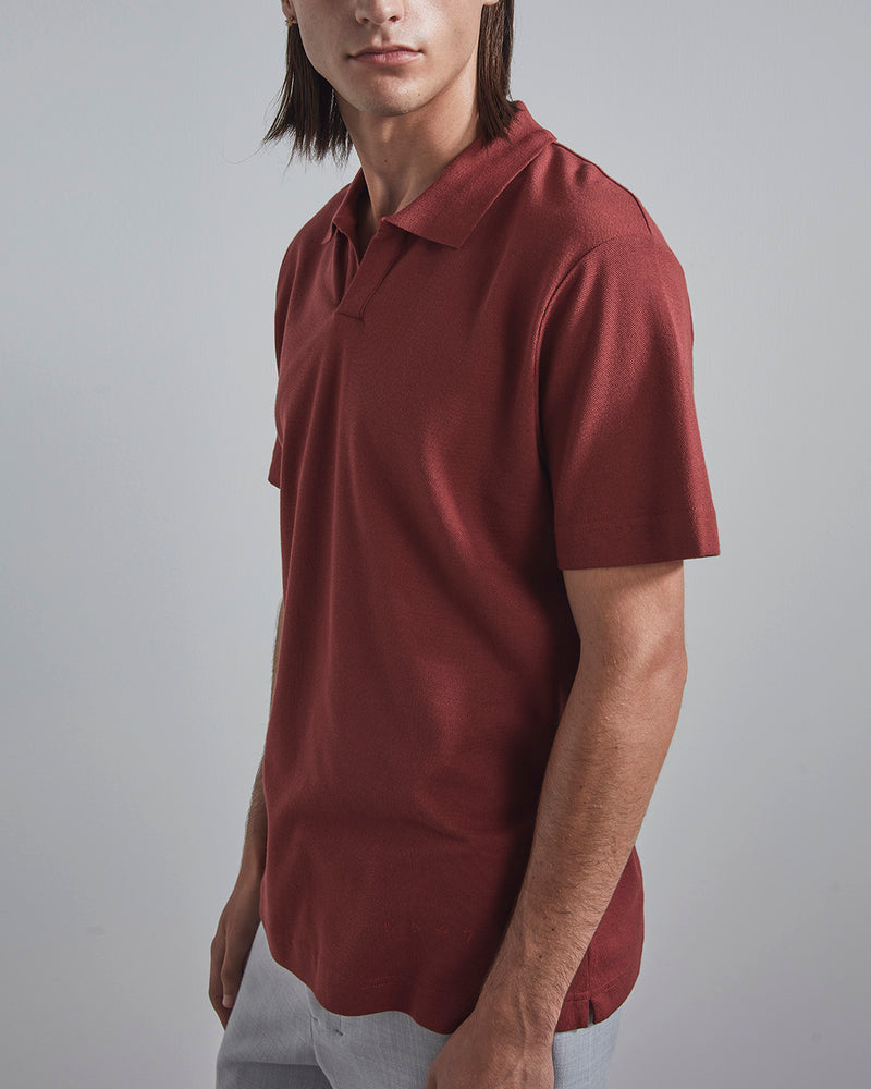 Paul Polo 3463 (542 Burned Red)