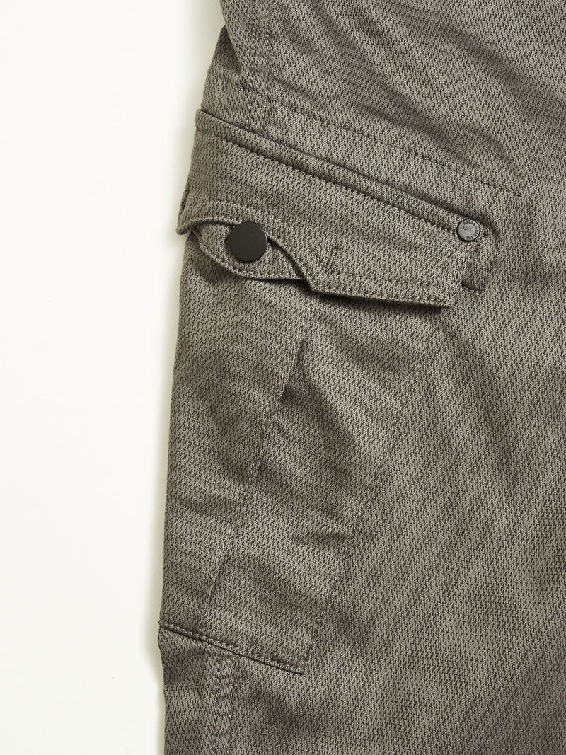 Pisa Cargo K3280 Dale Pant (Grey) - D.O Design Only