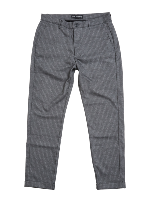 Rome Chark Pin Pant (Grey Pin) - D.O Design Only