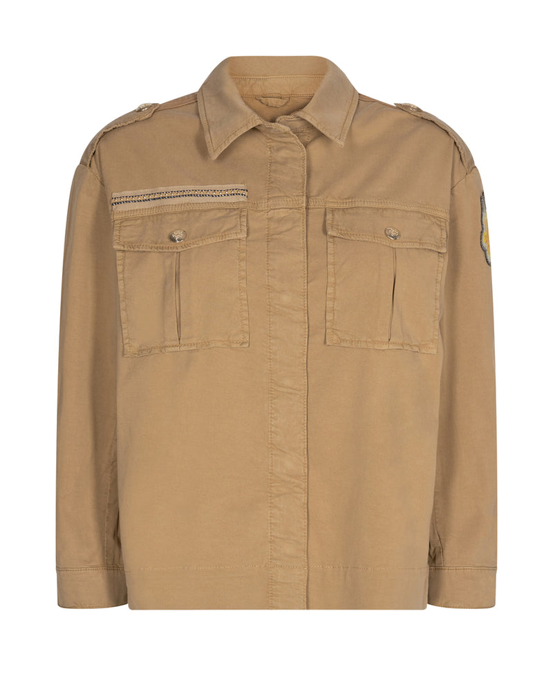 Kiara Trail Jacket (676 New Sand)