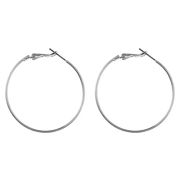 Mystic big ring ear (256 plain s) - D.O Design Only