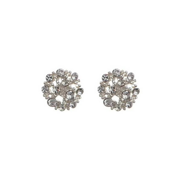 Monroe small stone ear (012 Clear) - D.O Design Only