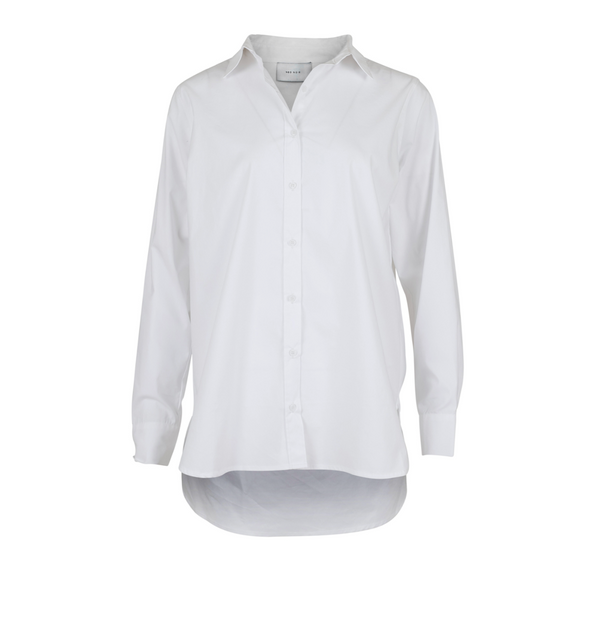 Margit Shirt (120 White)