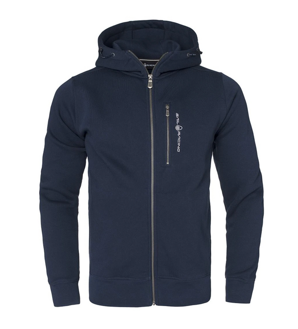 BOWMAN ZIP HOOD (696 NAVY)