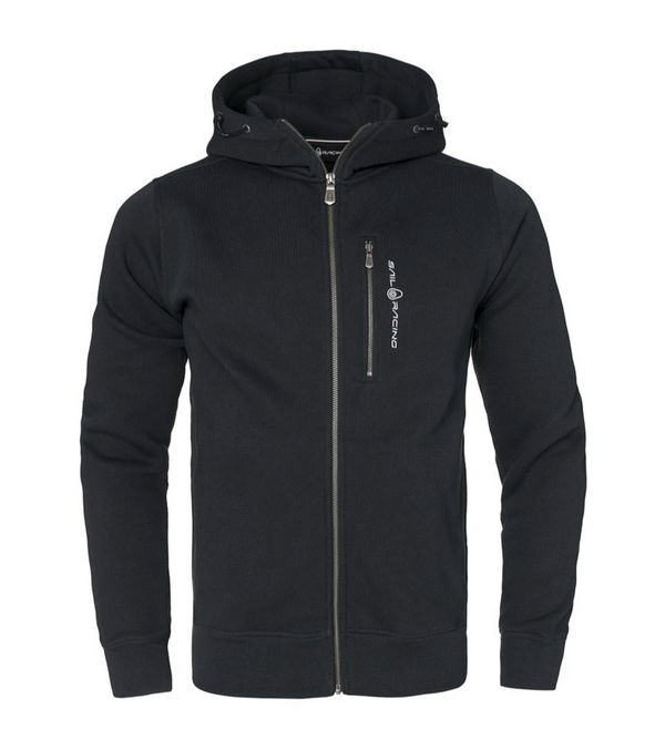 BOWMAN ZIP HOOD (999 Carbon)