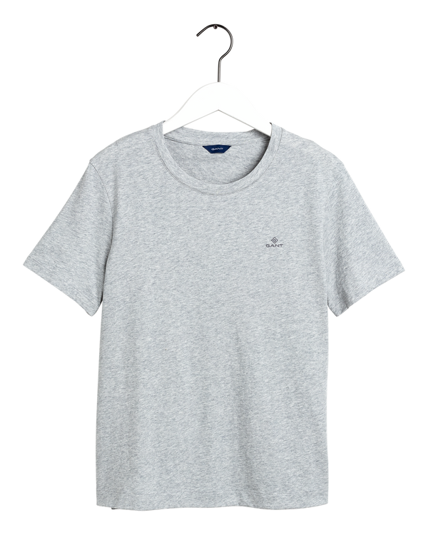 THE ORIGINAL SS T-SHIRT (94 LIGHT GREY MELANGE)