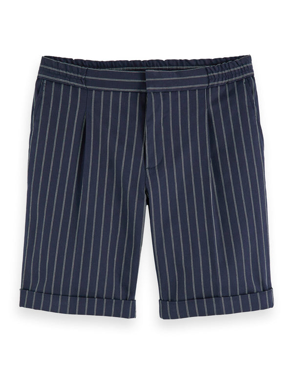 Sporty pinstripe suit short (Combo A) - D.O Design Only