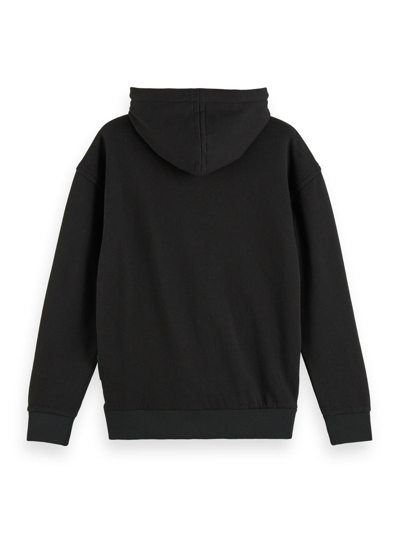 Scotch & Soda hooded sweat (BLACK) - D.O Design Only