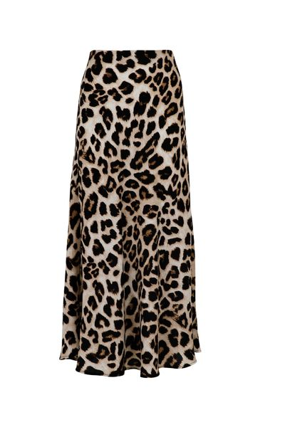 Bovary Big Leo Skirt (400 Leopard)