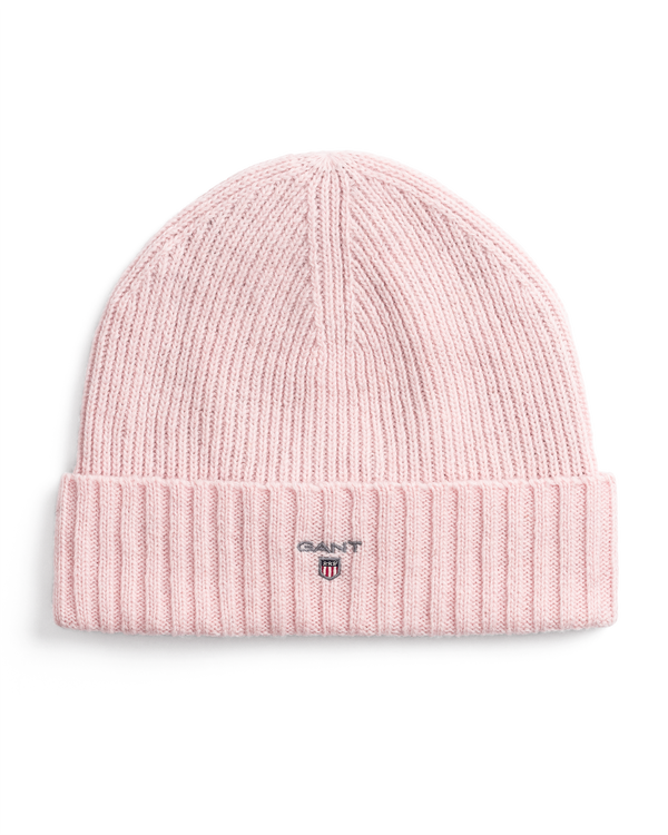 WOOL LINED BEANIE (662 LIGHT PINK)
