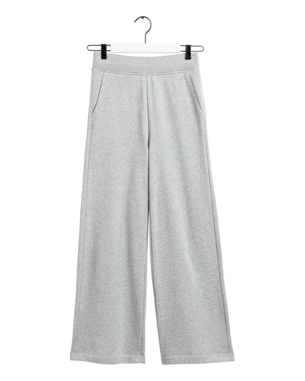 D2. PP SWEAT PANTS (94 LIGHT GREY MELANGE)