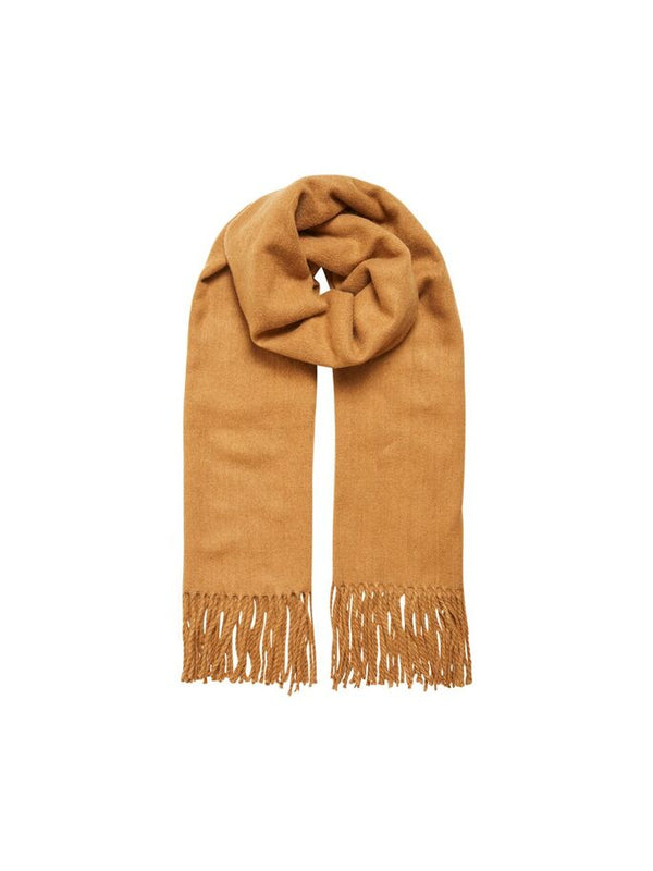 OBJMARILYN WOOL SCARF NOOS (Chipmunk)