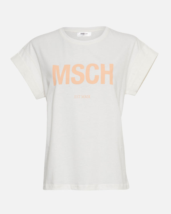 Alva MSCH STD Seasonal Tee (EGRET/C SANDS)