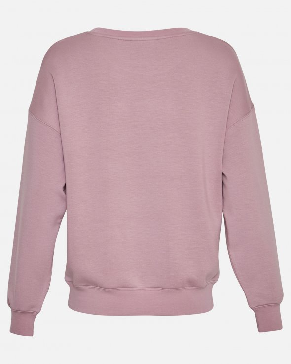 Ima DS Sweatshirt (ELDERBERRY)
