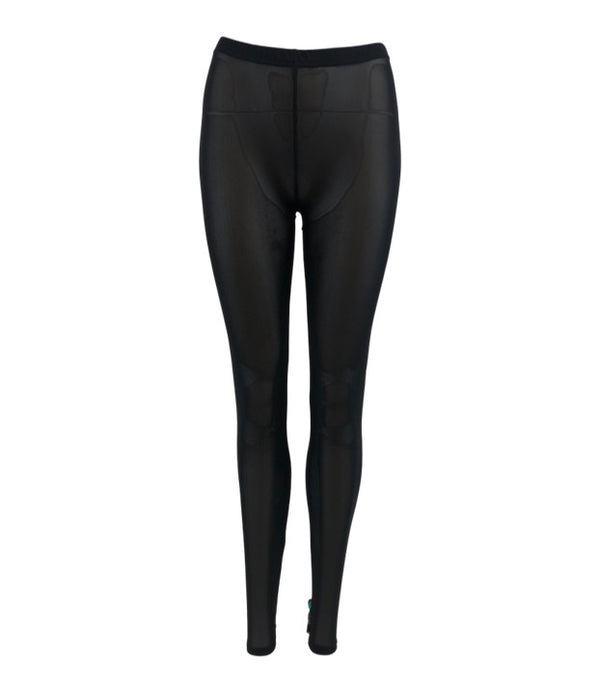OLAVA mesh leggings (BLACK)