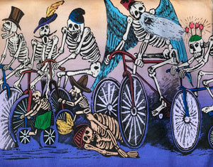 Bike Riding Muertos