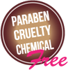Simply Bee Paraben | Chemical | Cruelty free badge
