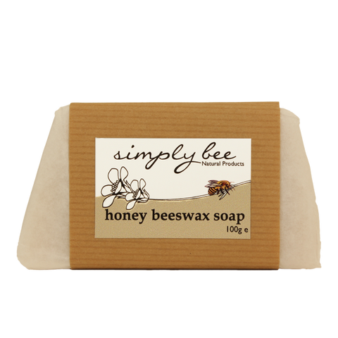 Simply Bee Honey Beeswax Soap | Propolis