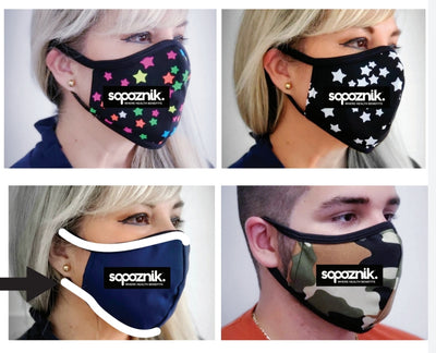 Custom Face Masks