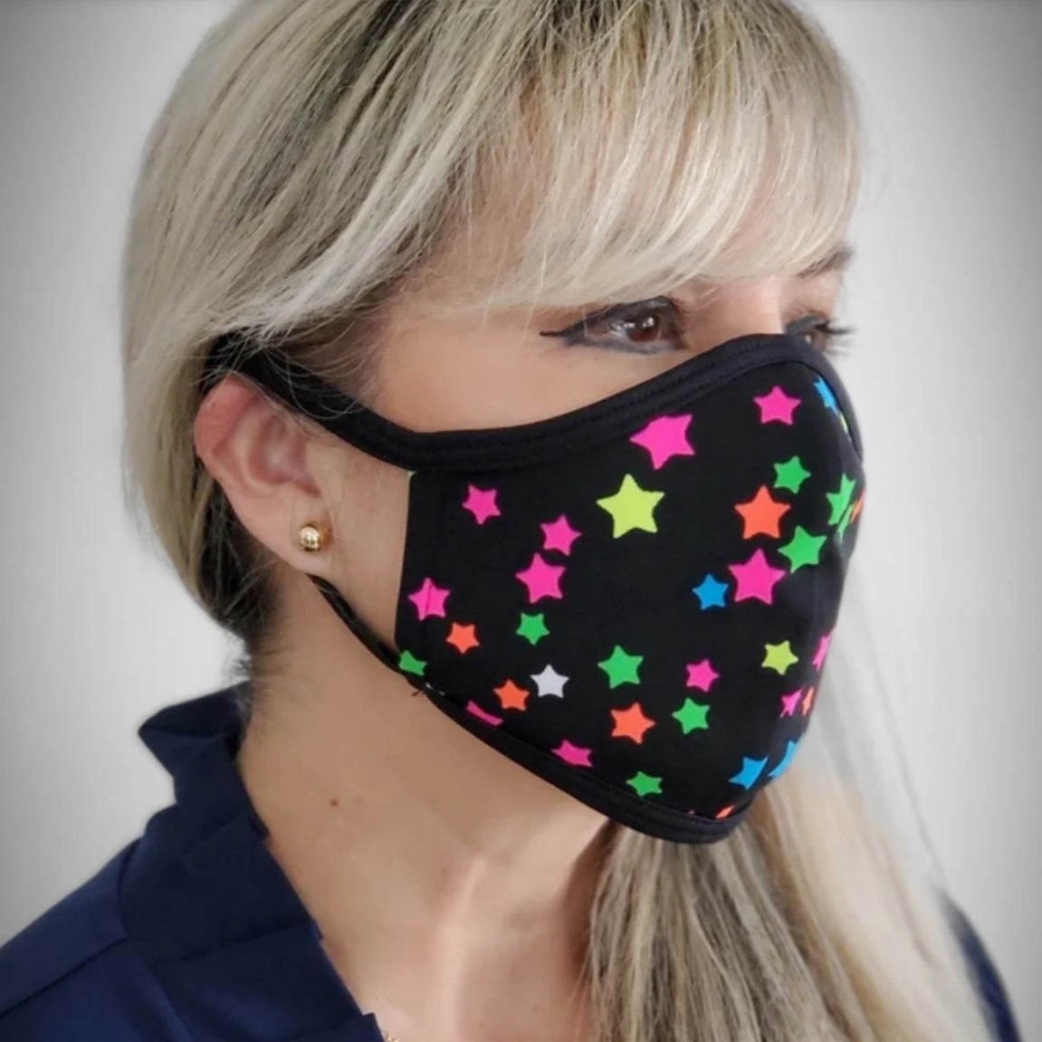 Sling Couture Fashion Mask - Women