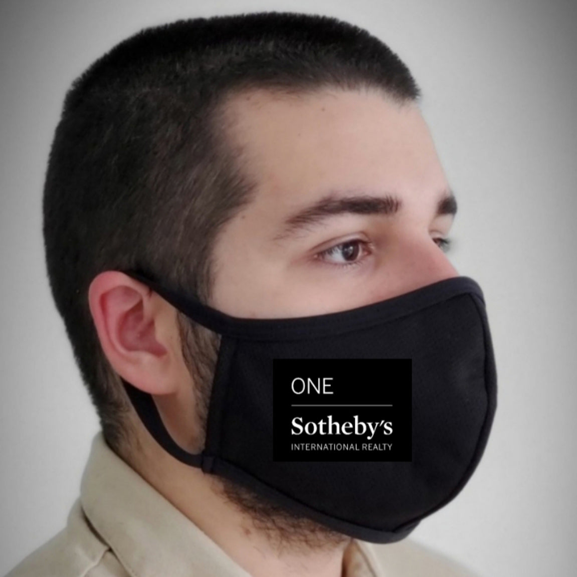 Custom Mask - One Sotheby's
