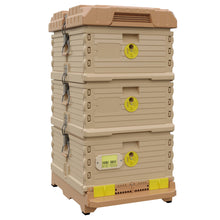 Load image into Gallery viewer, Ergo Plus Simplicity Honey Breeder Beehive Set - Apimaye