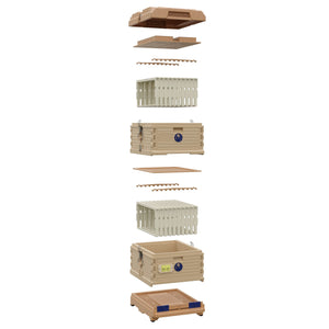 Ergo PLUS Beehive Set [NO FRAMES] - Apimaye-USA