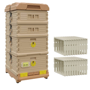 Ergo Plus Honey & Brood Beehive Set - Apimaye