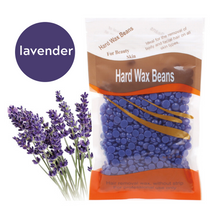 Load image into Gallery viewer, Lavender Wax Beans (100g)