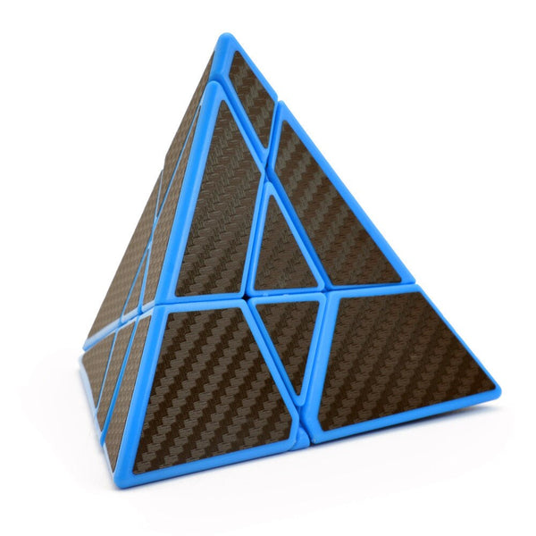 LeFun Carbon Fibre Devil Pyramid Ultra-Smooth 3x3 Special shaped