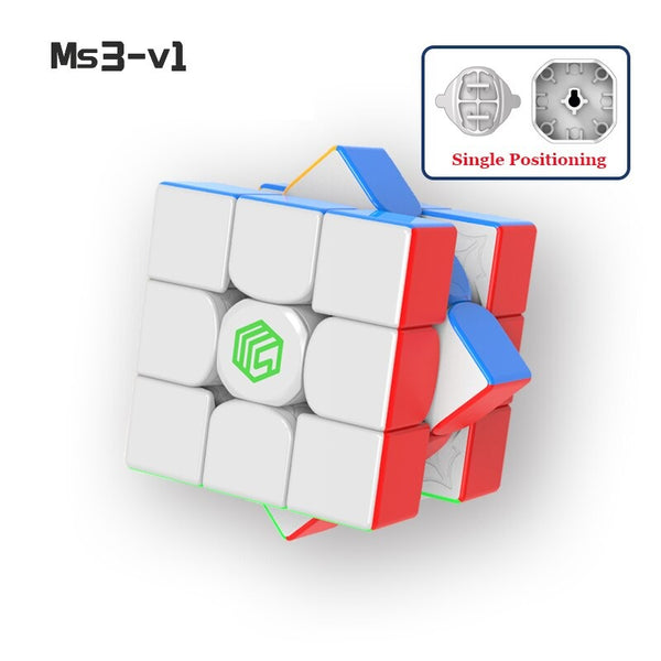 2021 MS3 V1 3x3 Magnetic MS Cube