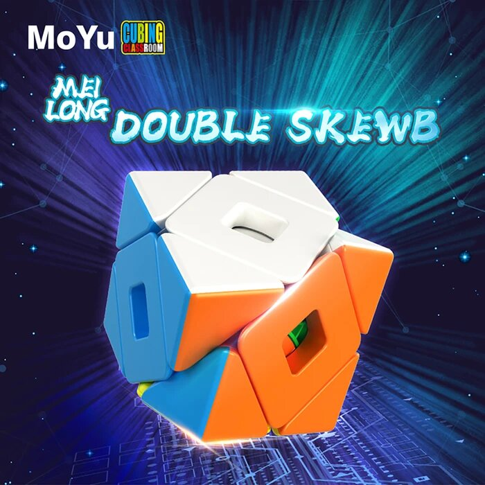 MFJS Meilong Double Skewb