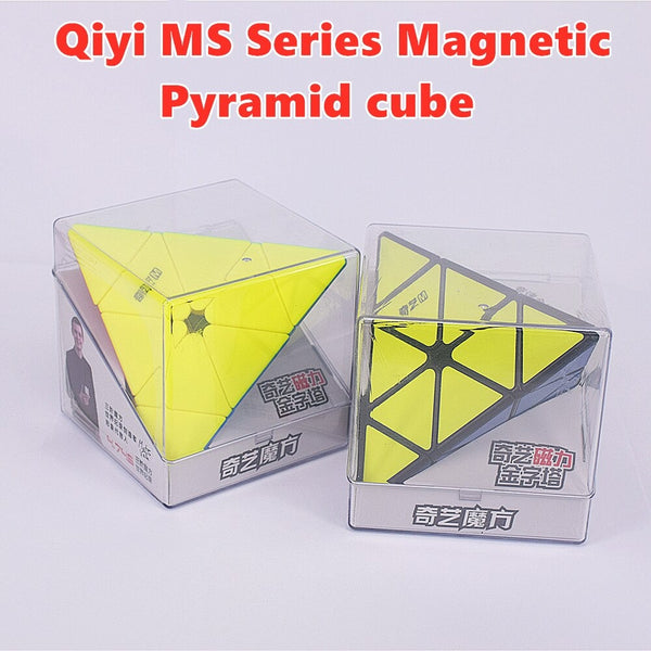 Qiyi MS Magnetic Pyraminx
