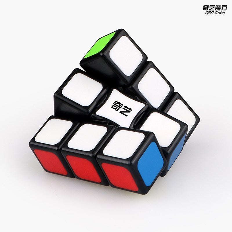 QiYi 1x3x3 Black Stickerless