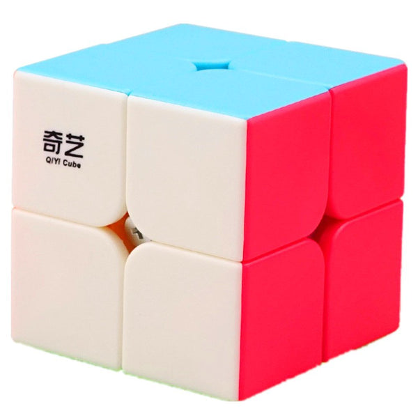 Qiyi Qidi S 2×2 Stickerless MoFangGe MFG 2x2x2