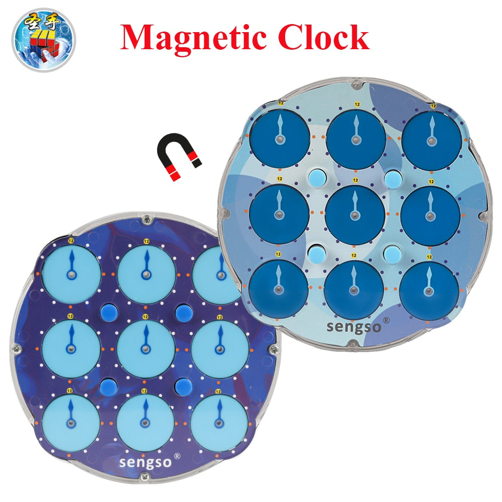 2020 ShengShou Magnetic Clock