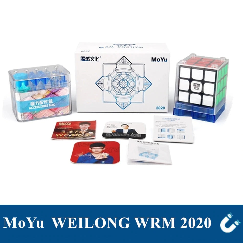 MoYu WeiLong WRM 2020 3x3 Stickerless