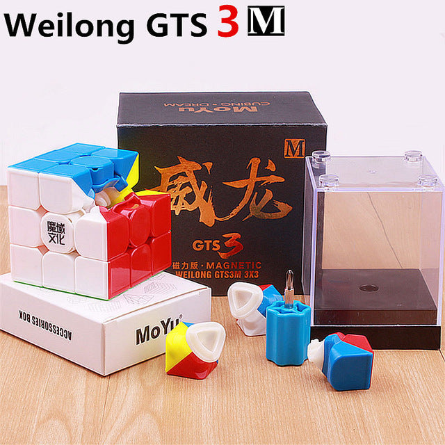 MoYu Weilong GTS3M 3x3 Magnetic