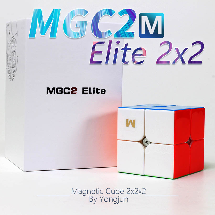 YJ MGC Elite Magnetic 2x2