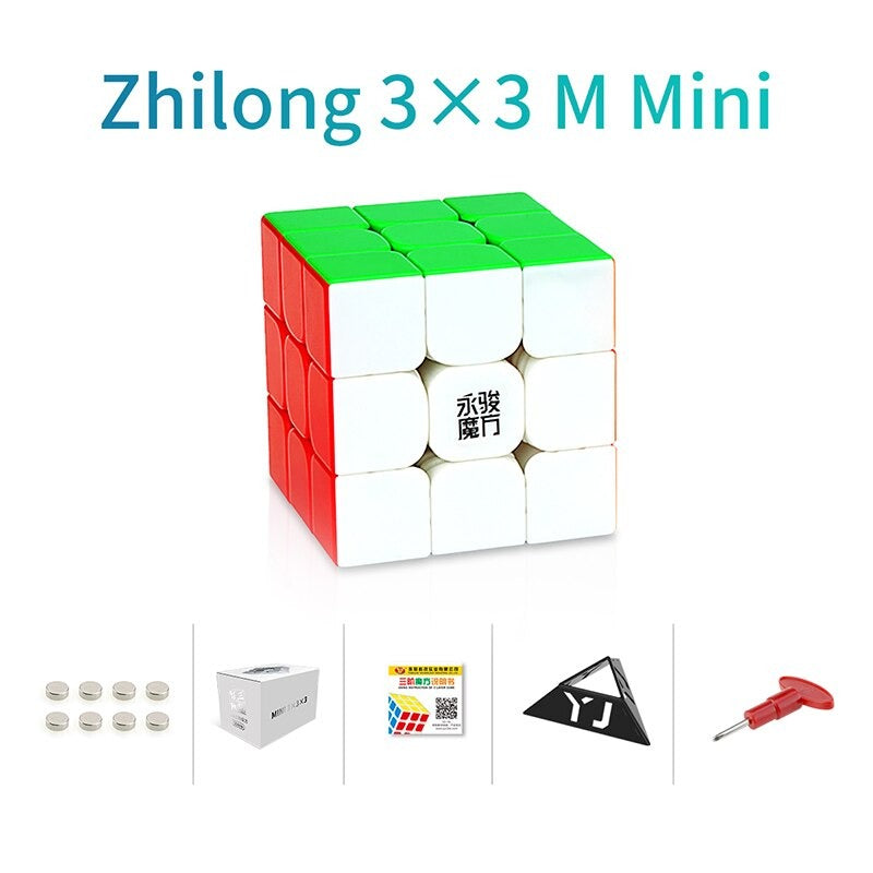 50mmYJ Zhilong Mini 3x3 M