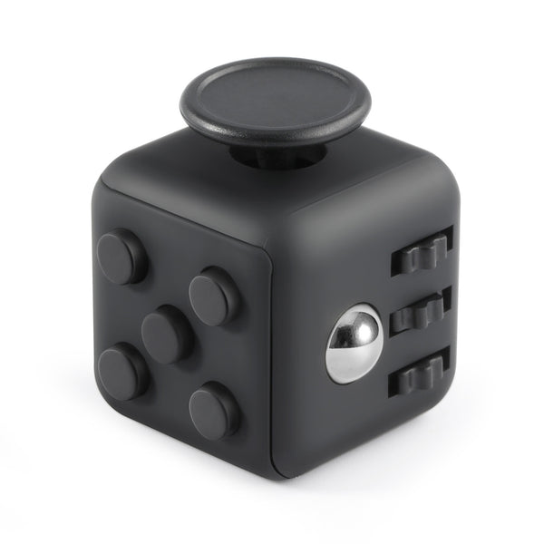Fidget Cube Decompression Cube Anti-Stress Dice CubeAnxiety Fidget Dice Toy Stress Relief Cub